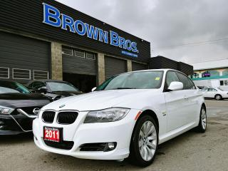 Used 2011 BMW 3 Series 328i xDrive Executive Edition for sale in Surrey, BC