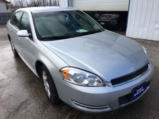 Used 2011 Chevrolet Impala LS for sale in Beeton, ON