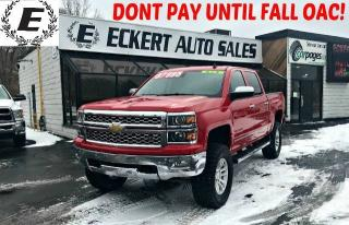 Used 2014 Chevrolet Silverado 1500 LTZ 4X4 WITH 6
