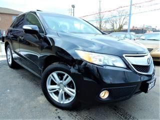 Used 2013 Acura RDX SH-AWD | TECH PKG | NAVI.CAMERA | NO ACCIDENTS for sale in Kitchener, ON