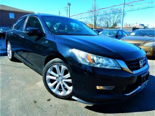 Used 2013 Honda Accord TOURING | NAVI.CAMERA | LEATHER.ROOF | SUPER CLEAN for sale in Kitchener, ON