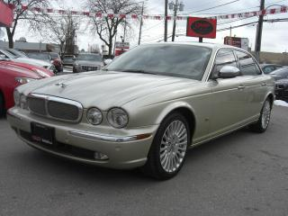Used 2006 Jaguar XJ Vanden Plas for sale in London, ON