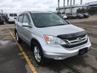 Used 2011 Honda CR-V EX-L w/Navi & CAMERA for sale in North York, ON