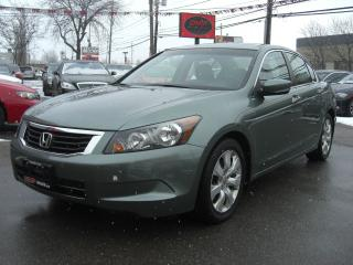 Used 2010 Honda Accord EX-L for sale in London, ON