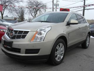 Used 2010 Cadillac SRX 4 3.0 AWD Luxury for sale in London, ON