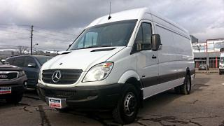 Used 2011 Mercedes-Benz Sprinter 3500 High Roof 170-In., 3-SEAT, DIESEL, Trailer Hi for sale in North York, ON
