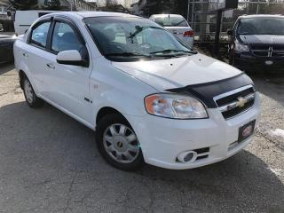 Used 2008 Chevrolet Aveo RS for sale in Surrey, BC