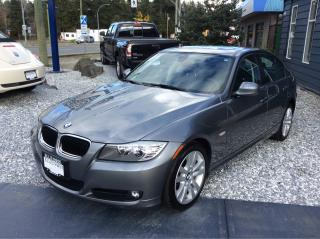 Used 2011 BMW 3 Series 323i for sale in Parksville, BC