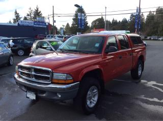 Used 2003 Dodge Dakota SLT EXTRA CLEAN CONDITION for sale in Parksville, BC