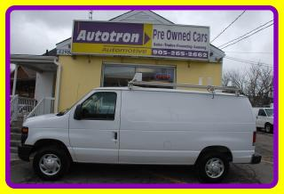 Used 2012 Ford E150 1/2 Ton Econoline, Fully Loaded, Roof Rack for sale in Woodbridge, ON