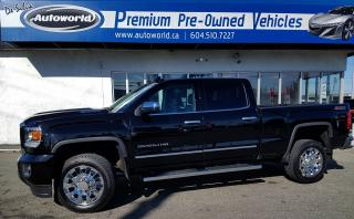 Used 2017 GMC Sierra 2500 Denali for sale in Langley, BC