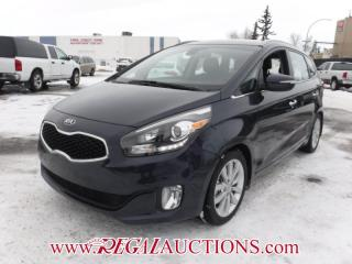 Used 2014 Kia RONDO EX 4D WAGON 5 PASS AT FWD 2.0L for sale in Calgary, AB