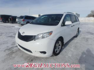 Used 2013 Toyota SIENNA BASE 4D WAGON 7 PASS 3.5L for sale in Calgary, AB