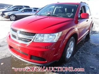 Used 2013 Dodge JOURNEY SE PLUS 4D UTILITY FWD 2.4L for sale in Calgary, AB