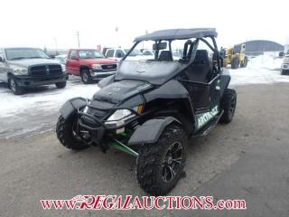 Used 2012 Artic Cat WILD CAT 1000  SIDE BY SIDE for sale in Calgary, AB
