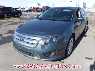 Used 2012 Ford FUSION SE 4D SEDAN 2.5L for sale in Calgary, AB