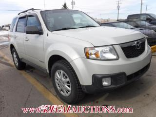 Used 2008 Mazda TRIBUTE  4D UTILITY V6 2WD for sale in Calgary, AB