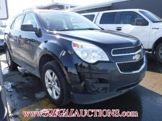 Used 2014 Chevrolet EQUINOX LS 4D UTILITY AWD for sale in Calgary, AB