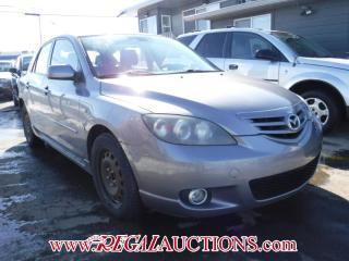 Used 2004 Mazda MAZDA3  HATCHBACK for sale in Calgary, AB