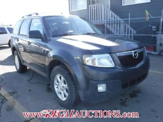 Used 2009 Mazda TRIBUTE  4D UTILITY V6 4WD for sale in Calgary, AB