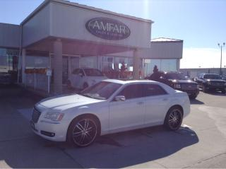 Used 2012 Chrysler 300 C HEMI 5.7 L HEMI / 22 'S / NAV / NO PAYMENTS FOR 6 MON for sale in Tilbury, ON