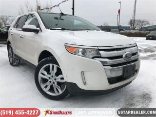 Used 2011 Ford Edge SEL | LEATHER | NAV | ROOF for sale in London, ON