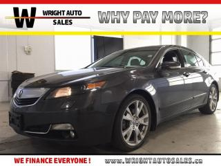 Used 2014 Acura TL Elite PK| SUNROOF|NAVIGATION|LEATHER|113,925 KMS for sale in Cambridge, ON