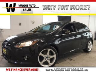 Used 2013 Ford Focus Titanium|NAVIGATION|SUNROOF|LEATHER|84,618 KMS for sale in Cambridge, ON