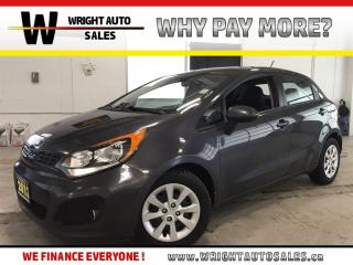 Used 2013 Kia Rio LX+|HEATED SEATS|BLUETOOTH|74,999 KMS for sale in Cambridge, ON