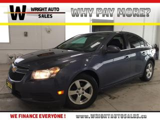 Used 2014 Chevrolet Cruze 2LT|LEATHER|HEATED SEATS|BACKUP CAMERA|162,637 KMS for sale in Cambridge, ON