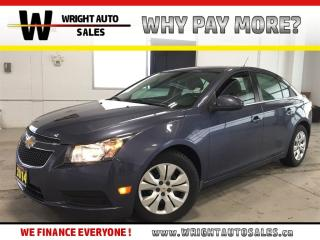 Used 2014 Chevrolet Cruze 1LT|LOW MILEAGE|BLUETOOTH|45,161 KMS for sale in Cambridge, ON