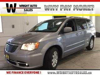 Used 2015 Chrysler Town & Country Touring|7 PASSENGER|BLUETOOTH|DVD|106,140 KMS for sale in Cambridge, ON