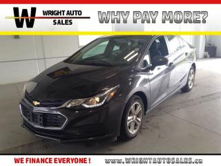 Used 2017 Chevrolet Cruze LT|BACKUP CAMERA|TRACTION CONTROL|49,090 KMS for sale in Cambridge, ON