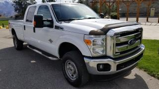 Used 2014 Ford F-350 SD XLT CREW CAB LONG BE for sale in West Kelowna, BC