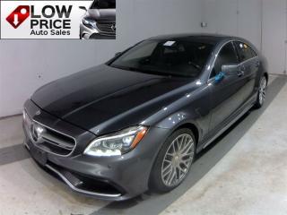 Used 2015 Mercedes-Benz CLS-Class 63AMG*SPkg*FullTechPkg*HarmonKardon*MBWarr* for sale in York, ON