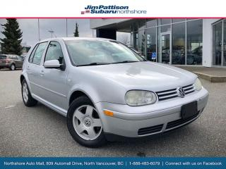 Used 2001 Volkswagen Golf GLS with Sunroof! Locally-Owned! for sale in Surrey, BC