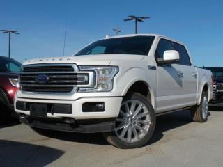 Used 2018 Ford F-150 LIMITED 3.5L V6 900A for sale in Midland, ON