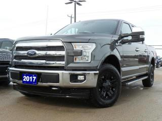 Used 2017 Ford F-150 LARIAT 3.5L V6 ECO 502A for sale in Midland, ON