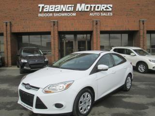 Used 2013 Ford Focus BLUETOOTH | HEATED SEATS | AUX PLUG IN | for sale in Mississauga, ON