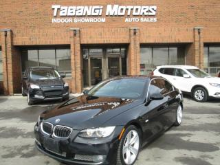 Used 2007 BMW 335i PUSH TO START | LEATHER | SUNROOF | TIPRONIC | for sale in Mississauga, ON