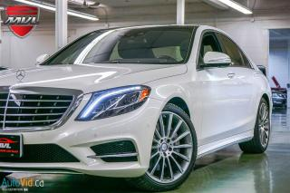 Used 2016 Mercedes-Benz S-Class S550 4MATIC AMG SWB for sale in Oakville, ON