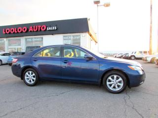 Used 2007 Toyota Camry LE AUTOMATIC SUNROOF CERTIFIED 2YR WARRANTY for sale in Milton, ON