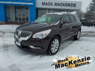 Used 2015 Buick Enclave Premium AWD for sale in Renfrew, ON