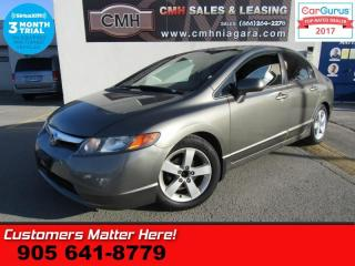 Used 2007 Honda Civic Sedan LX  AS IS (UNCERTIFIED) AS TRADED IN for sale in St Catharines, ON