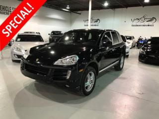 Used 2009 Porsche Cayenne GPS, Bluetooth  - No Payments For 6 Months** for sale in Concord, ON
