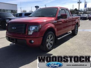 Used 2012 Ford F-150 - for sale in Woodstock, ON