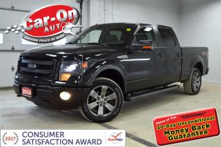 Used 2014 Ford F-150 FX4 LUX PKG 5.0L 4X4 LEATHER NAV SUNROOF LOADED for sale in Ottawa, ON