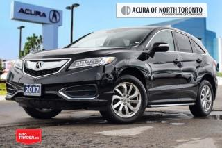 Used 2017 Acura RDX Tech at Accident Free| Navigation| Running Board for sale in Thornhill, ON