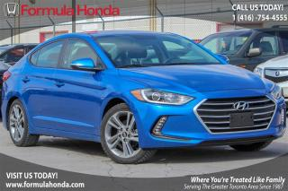 Used 2017 Hyundai Elantra GLS | HEATED SEATS | SUNROOF | BLUETOOTH for sale in Scarborough, ON