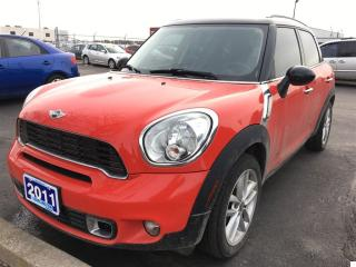 Used 2011 MINI Cooper Countrym S for sale in Burlington, ON